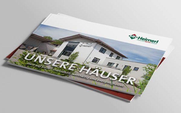 Häuser-Broschüre